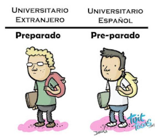 Universitario pre-parado