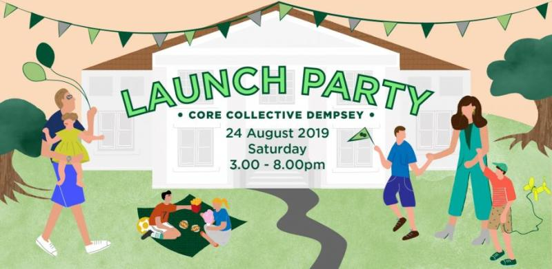 Core Collective Launch Party