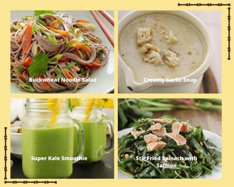 immunity boosting recipes