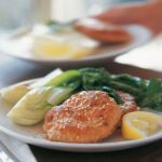 Ginger Salmon Cakes