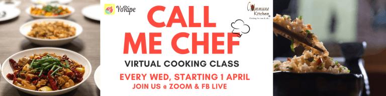 Call me Chef