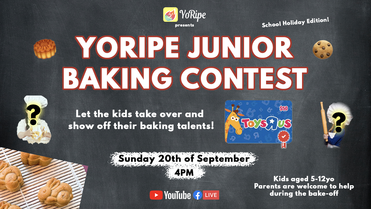 YoRipe-Junior-Baking-Contest-Final