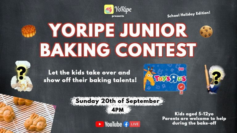 YoRipe-Junior-Baking-Contest-Final