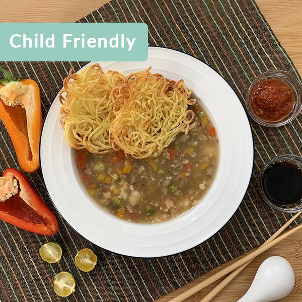 crunch crunch noodle