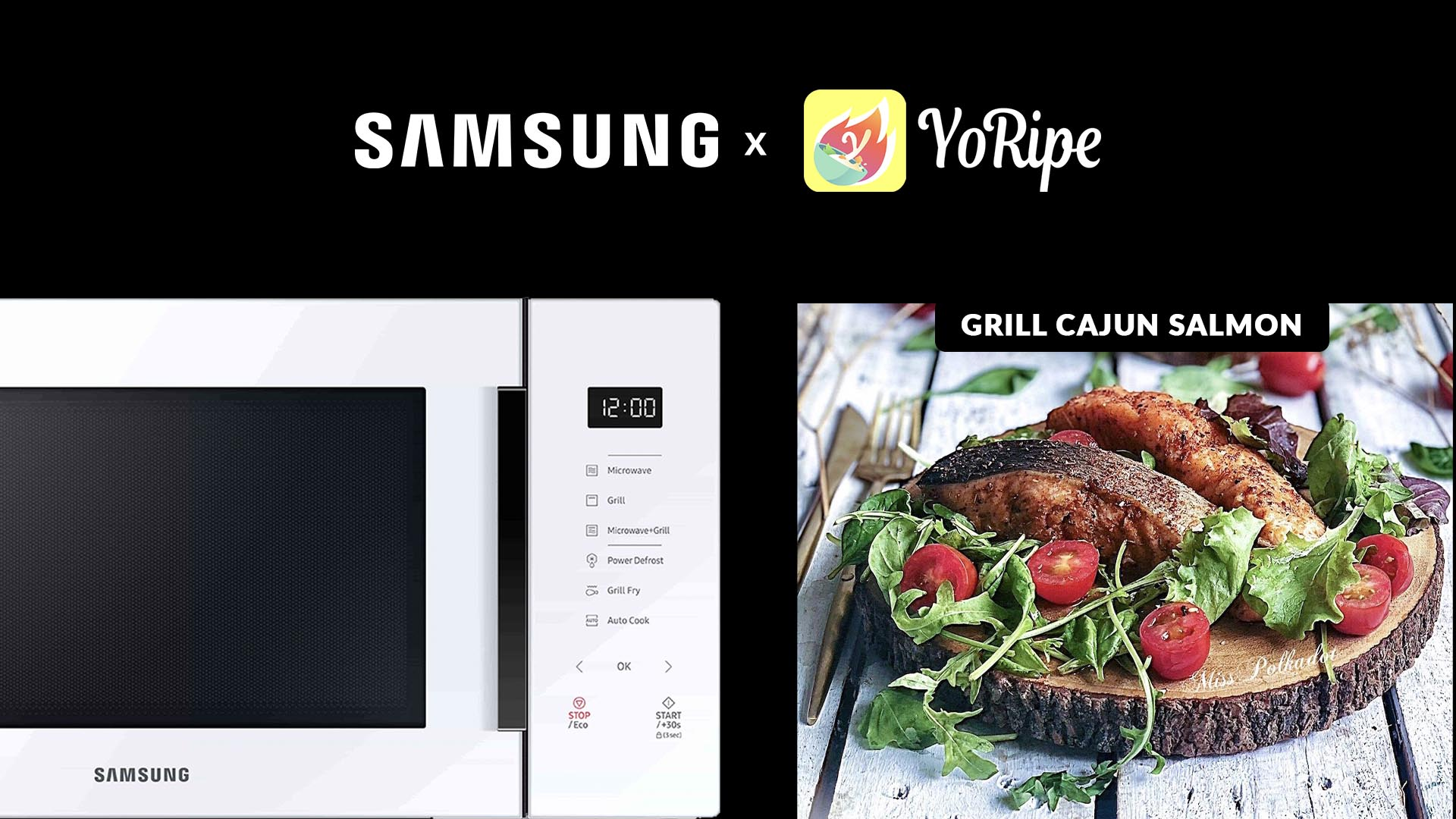 Samsung x YoRipe