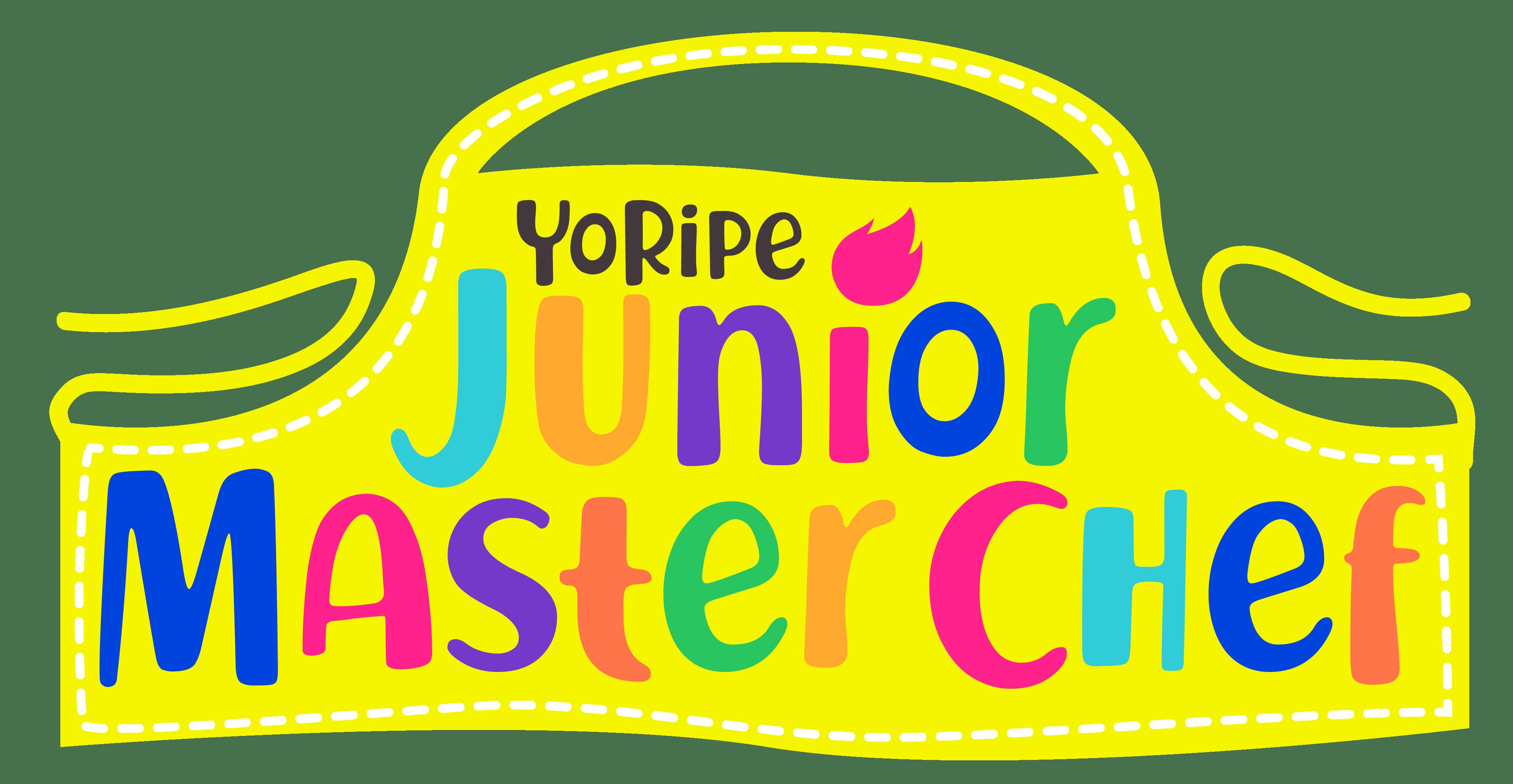 YoRipe Junior Master Chef Logo