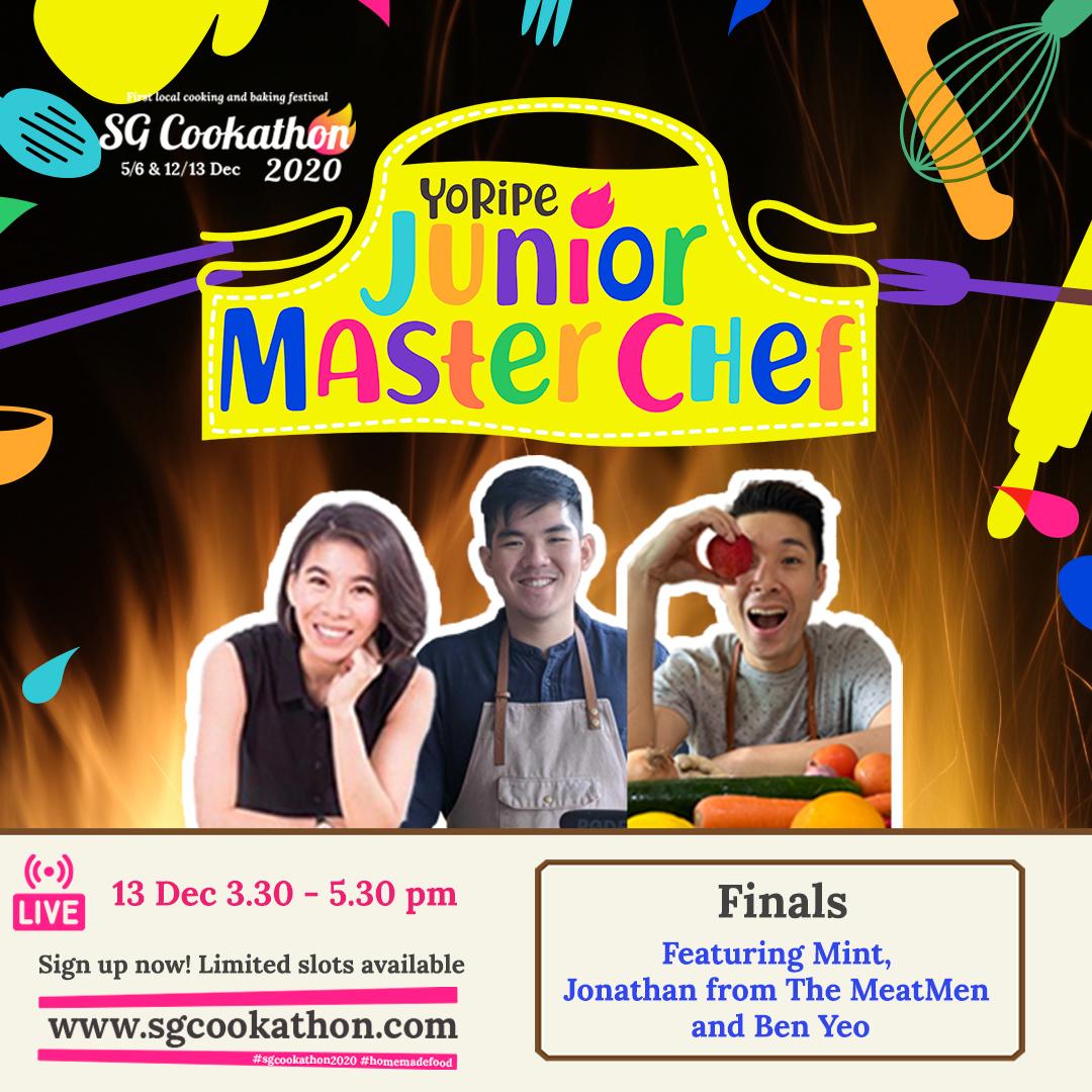 YoRipe Junior Master Chef Finals