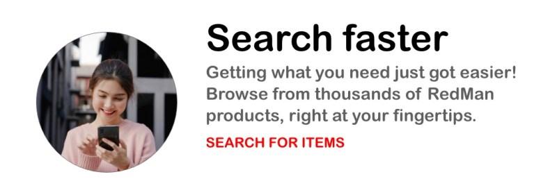 RedMan Search