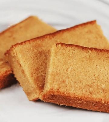 gula melaka pandan butter cake