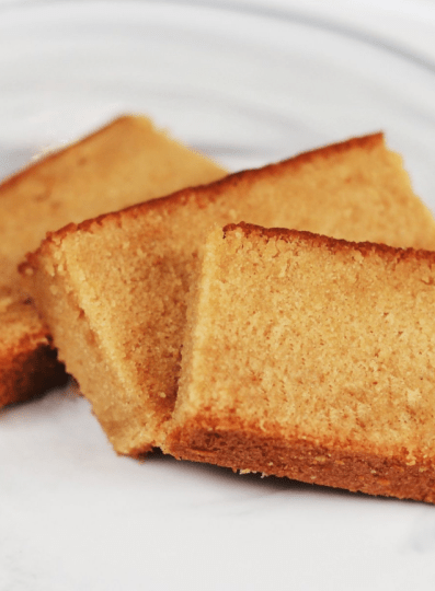 gula melaka pandan butter cake recipe