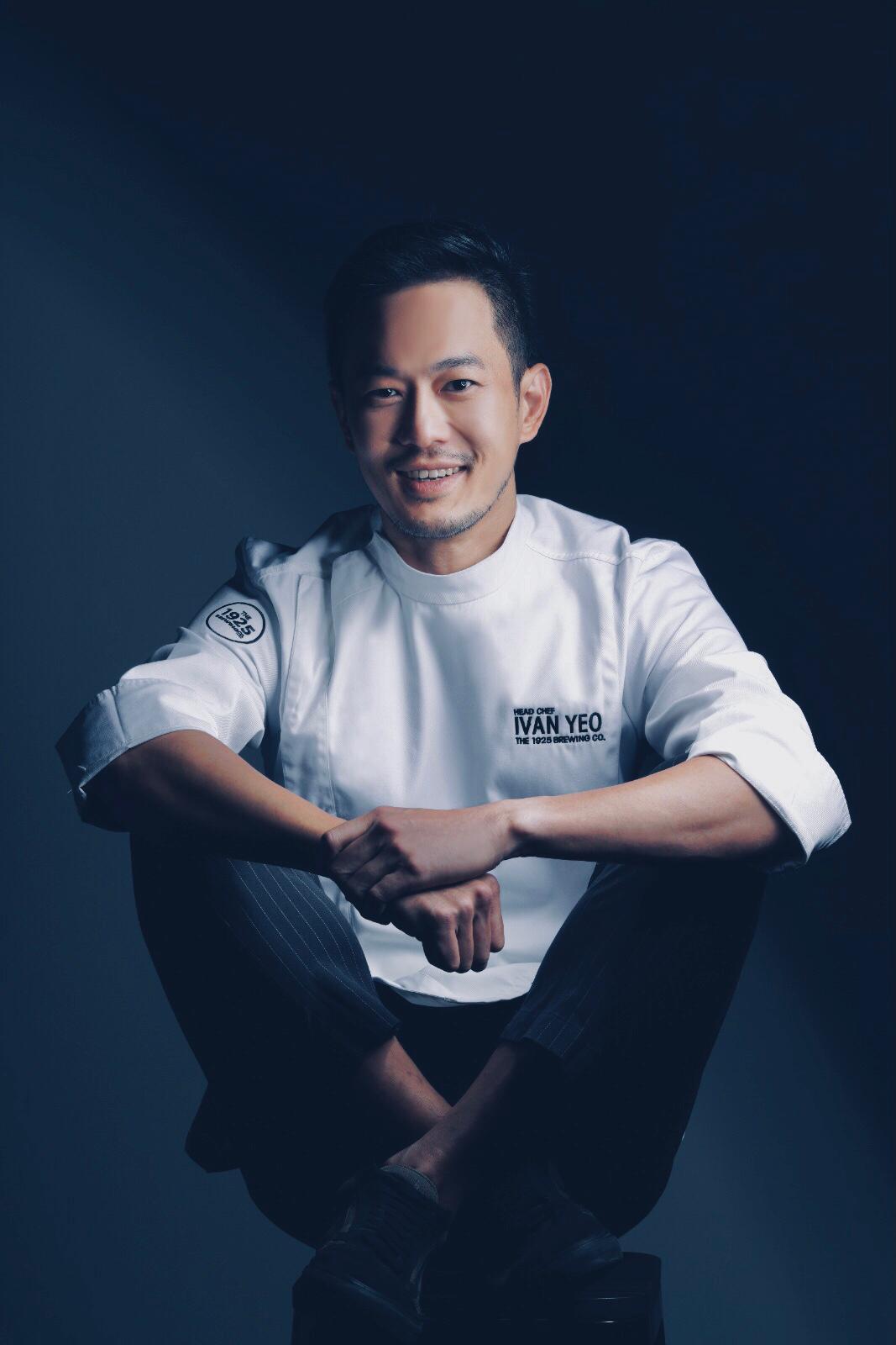 Chef Ivan Yeo