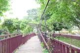 Jembatan Selfie, persis di bibir Ngarai Sianok