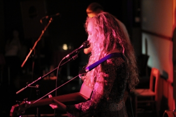 Little Resistance at The Basement - photo by Graeme Smith