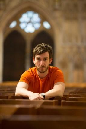 Philip McGinley, Jesus, York Minster Mystery Plays