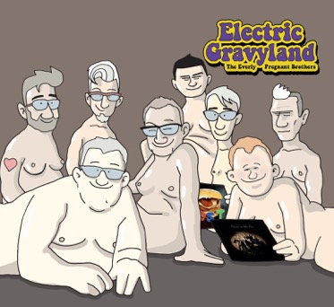 Electric Gravyland Cover