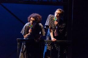 Brighton Rock 2018 Jennifer Jackson as Mollie and Shamira Turner as Delia