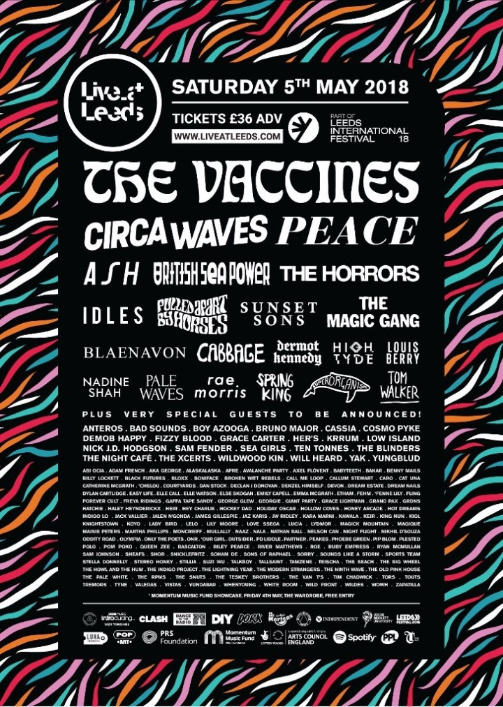 live at leeds poster