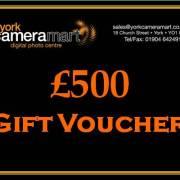 £500 Voucher