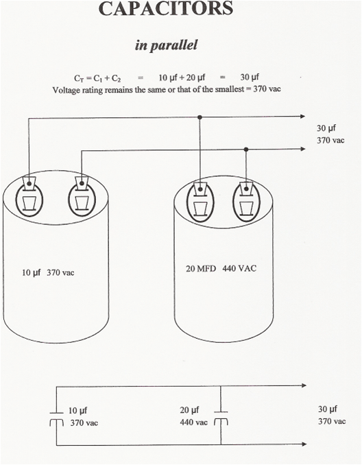 Capacitor Substitution | York Central Tech Talk