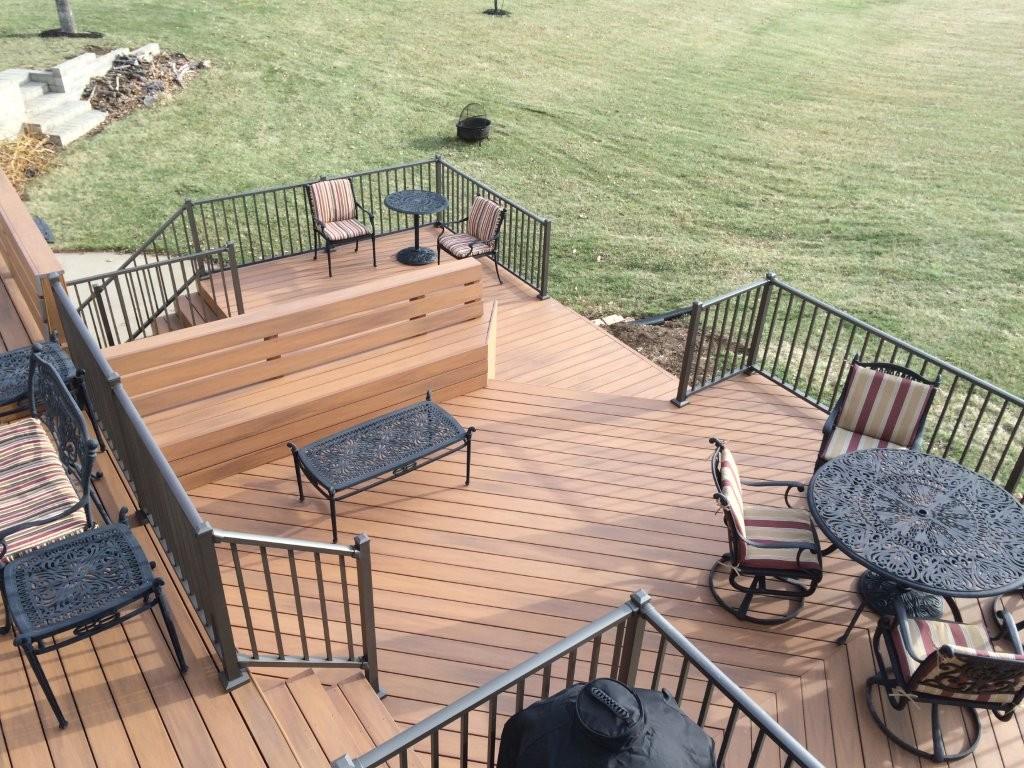 Decks & Patios : Backyard Renovations in Kansas City on Backyard Renovation Companies id=78461