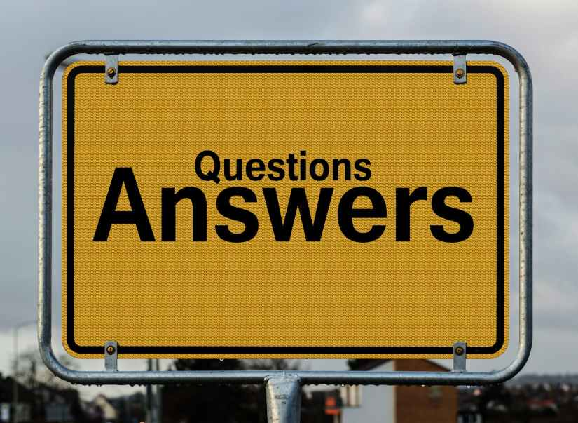 Proofreading questions answered