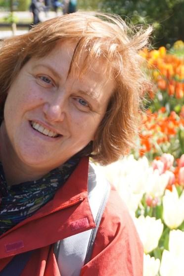Diana Evans runs York Gardening