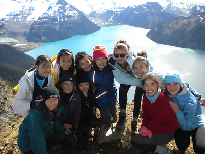 Garibaldi Trip 2010