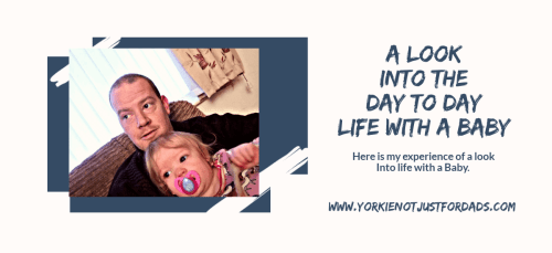 Featured image for the post a look into the day to day life with a baby
