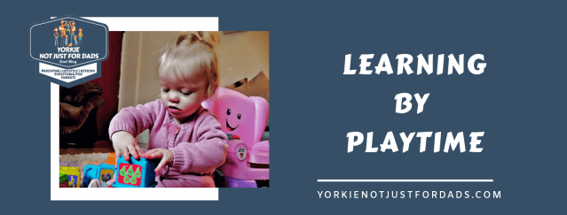 Featured image for the post learning from playtime