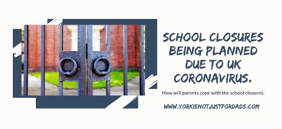 Featured image for the post school closures being planned due to corona virus
