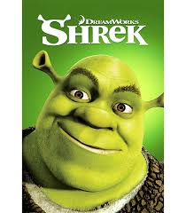 Dreamworks film Shrek. Pig's favourite and what she would recomend.
