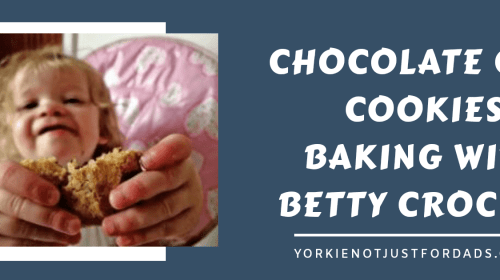 Featured image for the post baking with Betty crocker