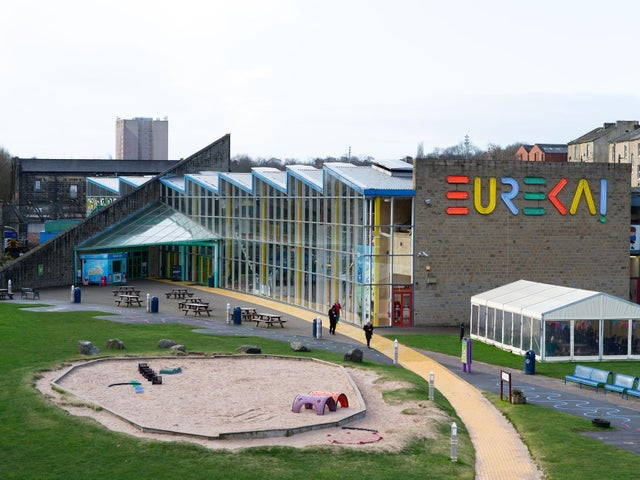 Eureka Childrens Science museum based in Halifax is one of the places I want to visit after lockdown.