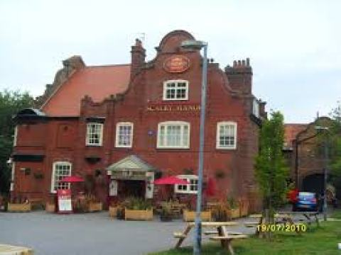 Scalby Manor, a lovely pub local in scarborough. One of the places i want to visit after lockdown.