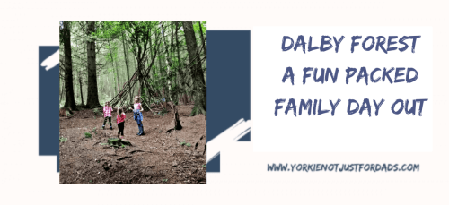 Dalby forest a fun packed family day out
