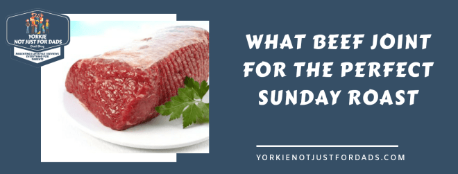 Featured image for the post what beef joint for the Perfect Sunday Roast