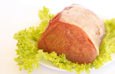 Salmon cut is a strangey named Beef Joint but is a very good choice for your Sunday Roast.