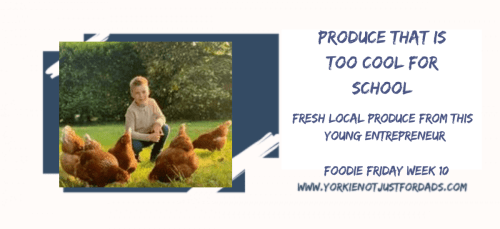 Produce that is too cool for school