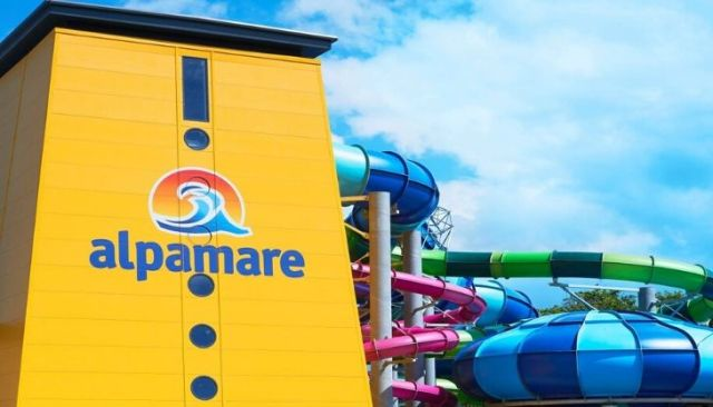 Alpamare Water Park Scarborough. 1 of many attractions to visit when looking for an activity to do with the family.