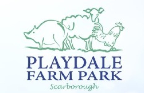 The logo for Playdale Farm Park.