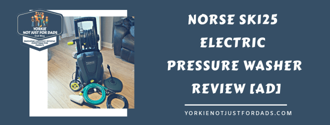 Review norse sk125 Easy-to-Use pressure washer
