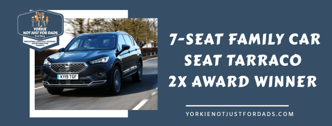 Featured image for the post seat tarraco the award winning family car