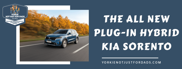 Featured image for the post the all new Plug-In hybrid Kia Sorento