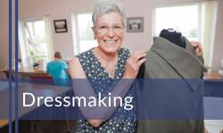 Dressmaking courses