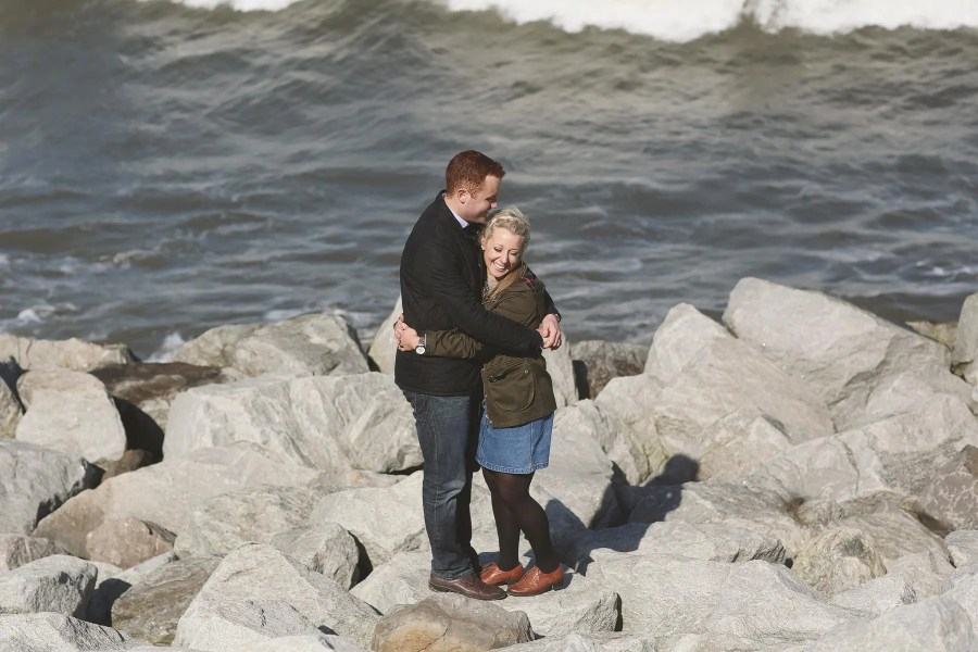 Scarborough-Seaside-Engagement-Shoot-19