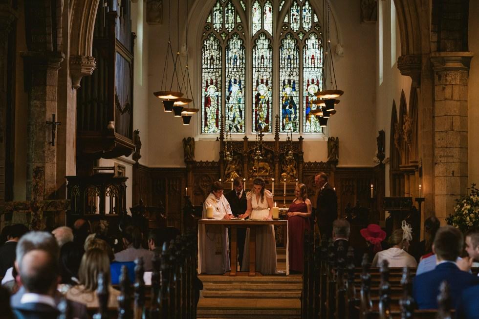 York Church Weddings