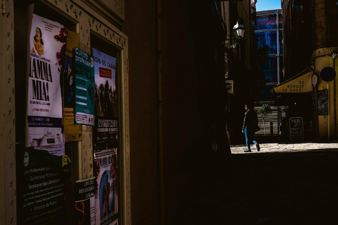 Mallorca Street Photography with The Fuji X-T1