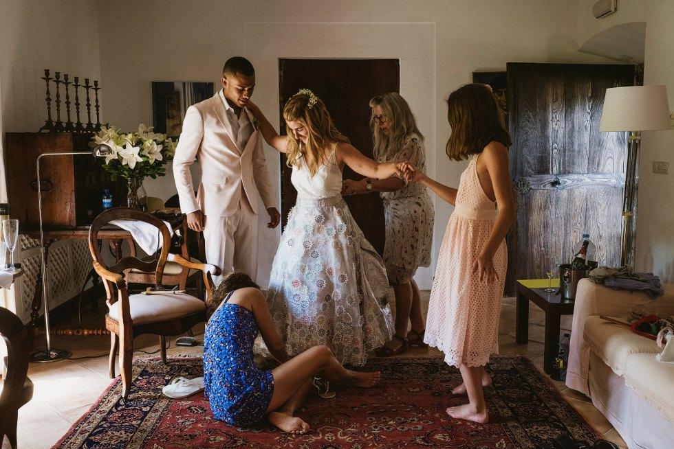 Finca Son Salas Wedding Photographer
