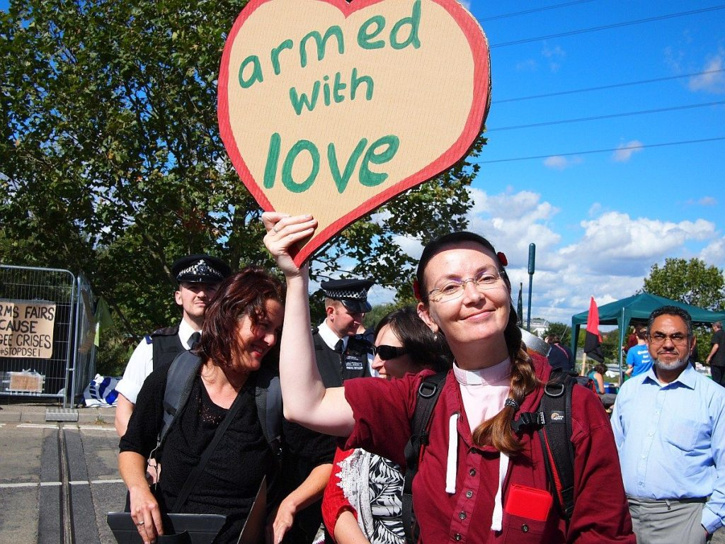 Armed with Love photo
