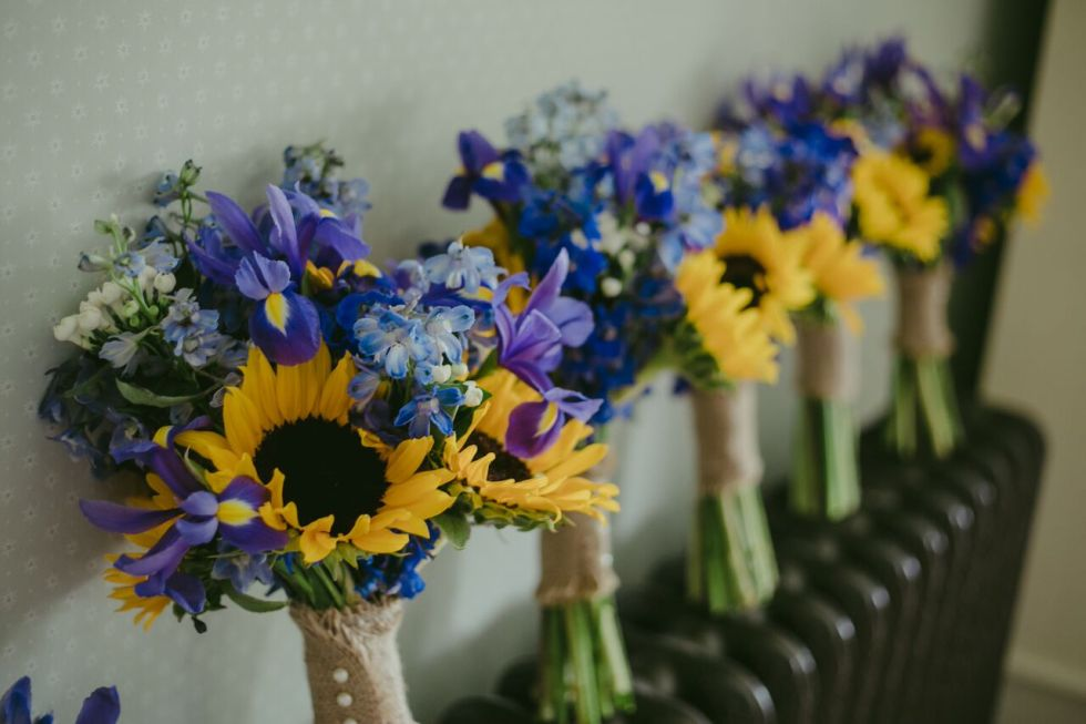 Ilkley wedding florist